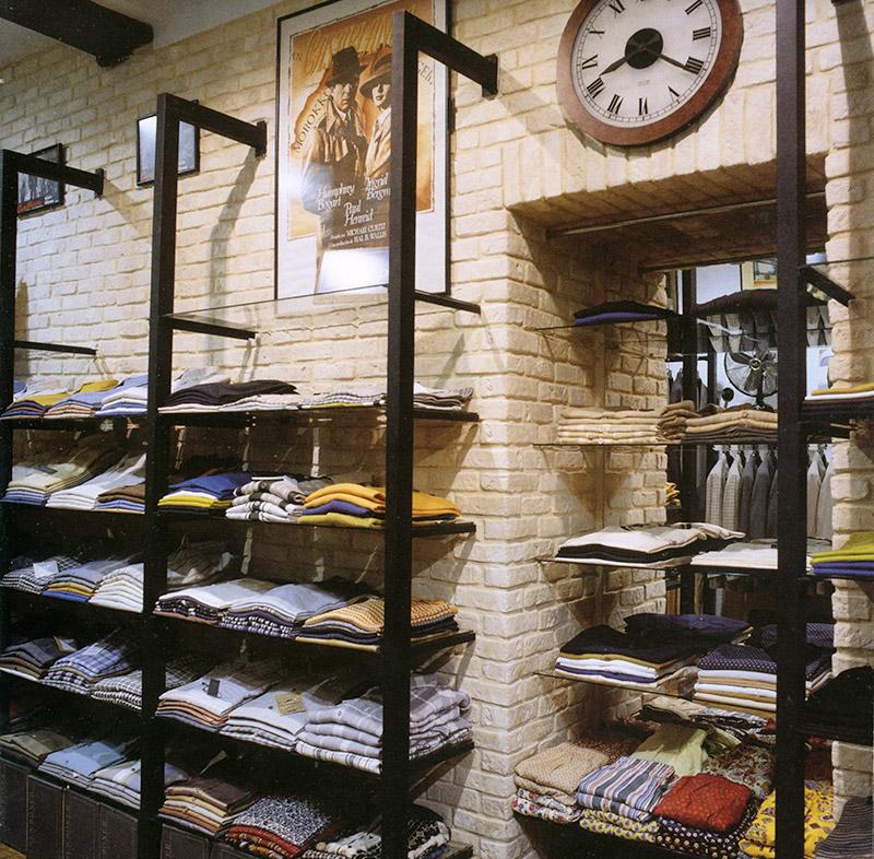 Piedras decorativas construcciones y reformas viedma for Decoracion de almacenes de ropa